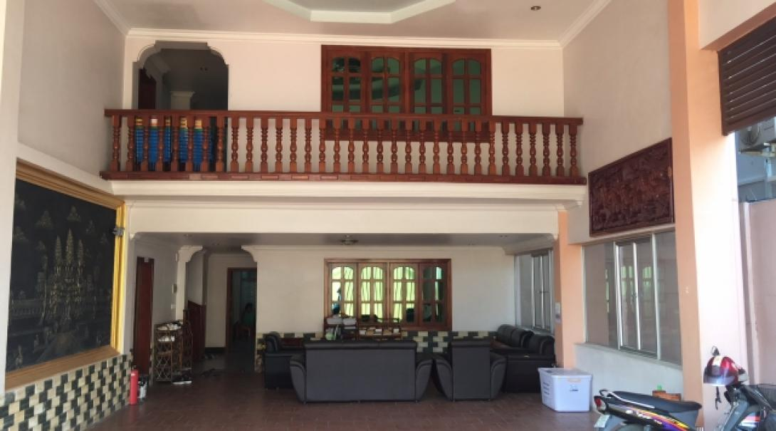 Shared house in Cambodia